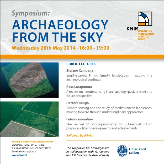 Symposium Archaeology from the Sky