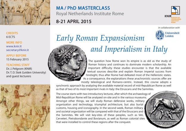 KNIR-UL Masterclass Imperialism