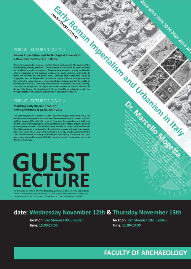 Guest lectures Mogetta